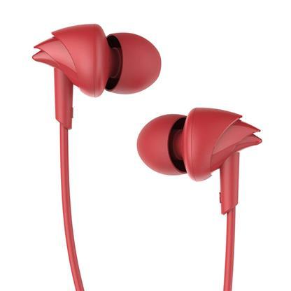 buy BOAT EARPHONE BASSHEADS 110 RED :Boat