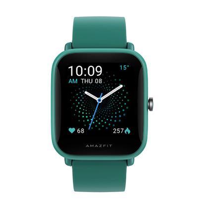 buy AMAZFIT SMART WATCH BIP U PRO GREEN :Smart Watches & Bands