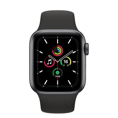buy APPLE WATCH SE 44MM SG AL BLK SP GPS MYDT2HN/A :Apple