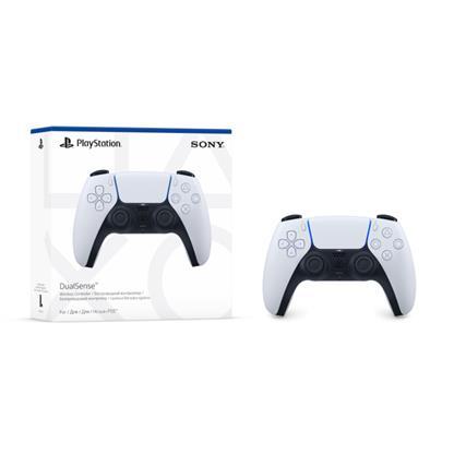 buy SONY PS5 DUAL SENSE WIRELESS CONTROLLER WHITE :Sony