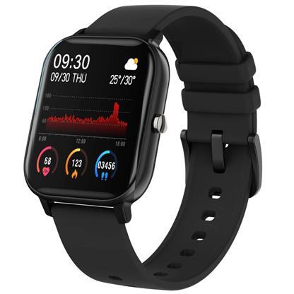 buy FIRE-BOLTT SMART WATCH BSW001 BLACK :Smart Watches & Bands