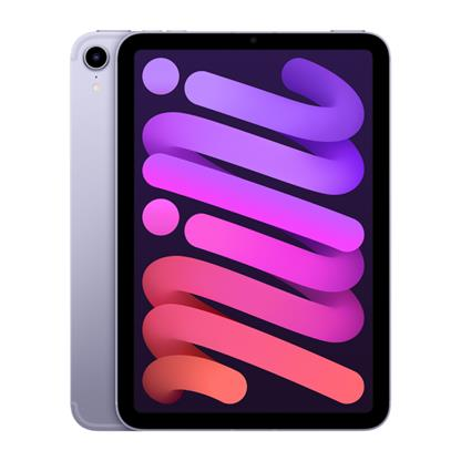 buy APPLE IPAD MINI 6TH GEN CELLULAR 256GB PURPLE MK8K3HN/A :12 - 12.9 MP
