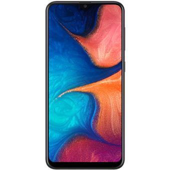 buy SAMSUNG MOBILE A20 A205FG 3GB 32GB BLACK :Samsung