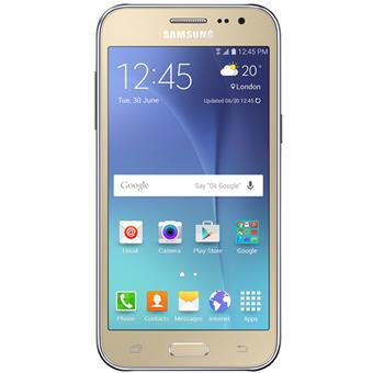 buy SAMSUNG MOBILE GALAXY J200G GOLD :Samsung