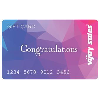 buy Vijay Sales Congratulations Gift Card-25000 :