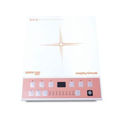 buy MORPHY RICHARDS INDUCTION COOKER SUPERCHEF2000 (820019) :Morphy Richards