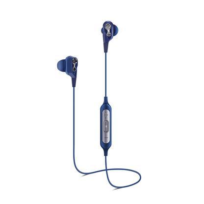 buy SOUNDLOGIC DUO DUAL DRIVER BT EARPHONE BLUE DDE001PXBL :Soundlogic