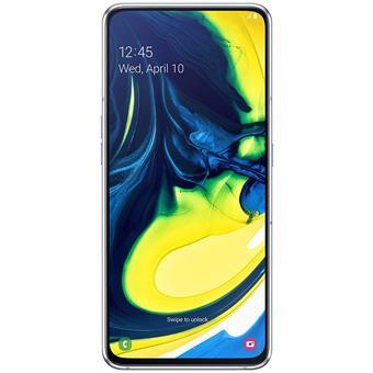 buy SAMSUNG MOBILE GALAXY A80 A805FU 8GB 128GB SILVER :Samsung