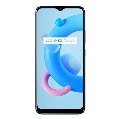 buy REALME MOBILE C11 2021 RMX3231 2GB 32GB COOL BLUE :Cool Blue