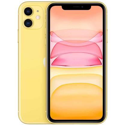 buy IPHONE MOBILE 11 64GB YELLOW :Apple