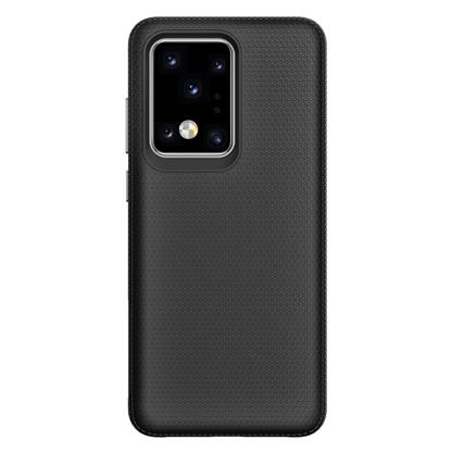 """buy Stuffcool Spike Tough & Solid Dual Layer Hard Back Case Cover For Samsung Galaxy S20 Ultra 6.9"""" - Black :Stuffcool"""