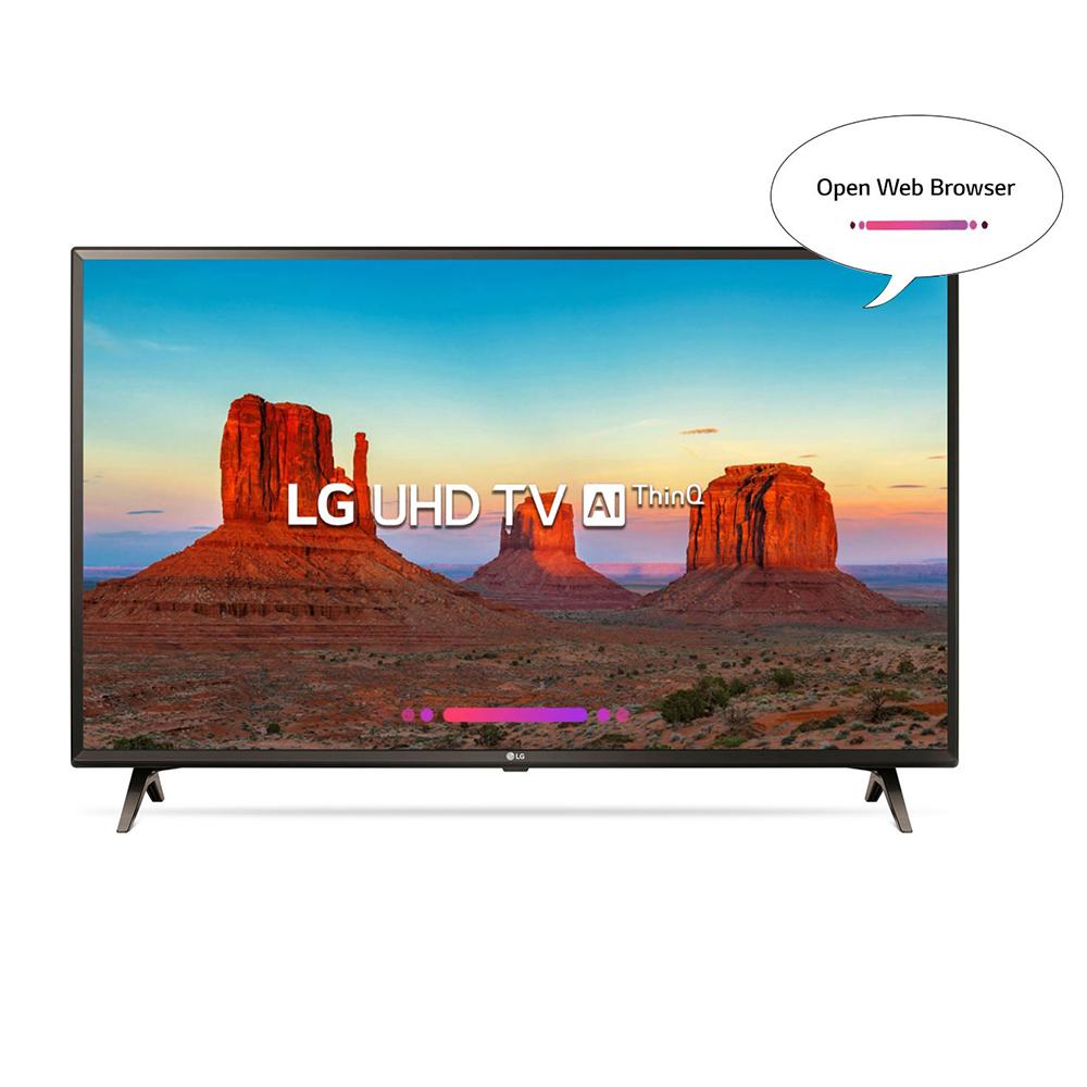 86e0f94d885 LG 43UK6360PTE 43 (108cm) 4K Ultra HD Smart LED TV Price in India ...
