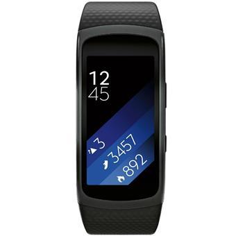 buy SAMSUNG GEAR FIT R360 BLACK :Samsung