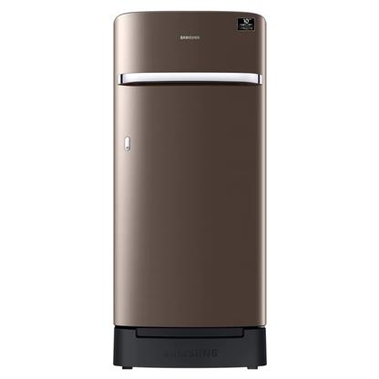 buy SAMSUNG REF RR21T2H2YDX LUXE BROWN (198) :Toughened Glass