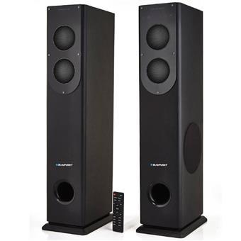 buy BLAUPUNKT TOWER SPEAKER TS-100 BK :Blaupunkt