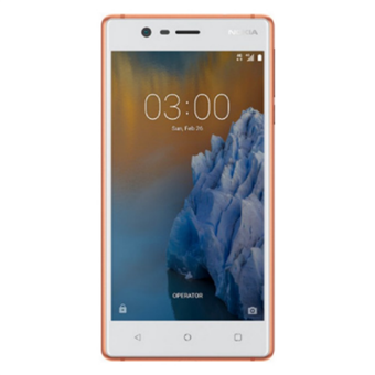 buy NOKIA MOBILE 3 TA1032 DS 2GB 16GB COPPER :Nokia