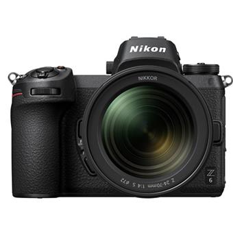 buy NIKON Z6 KIT 24-70MM LENS WITH MOUNT ADAPTER :Nikon