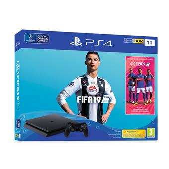buy SONY PS4 1TB BUNDLE FIFA19 :Sony
