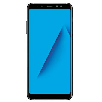 buy SAMSUNG MOBILE A8 PLUS A730F 6GB 64GB BLACK :Samsung