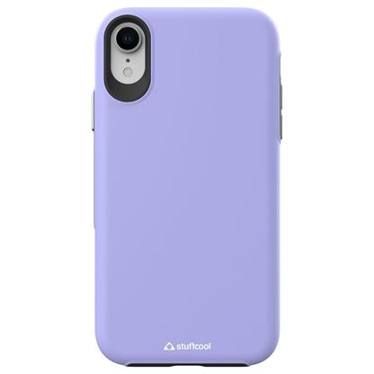 "buy Stuffcool Impact Hard Back Case Cover for Apple iPhone XR 6.1"" (2018) - Lavender :Stuffcool"