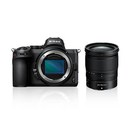 buy NIKON DSLR Z5 KIT WITH 24-70MM LENS :Nikon