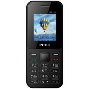 buy INTEX MOBILE ECO 105 GREY :Intex