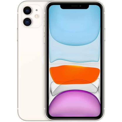 buy IPHONE MOBILE 11 256GB WHITE :Apple