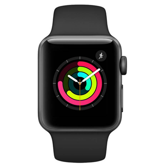 buy APPLE WATCH SERIES 3 MR362HNA 42MM SGRY :Apple