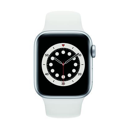 buy APPLE WATCH S6 40MM SIL AL WT SP GPS MG283HN/A :Apple