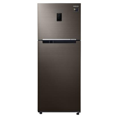 buy SAMSUNG REF RT39T5C3EDX LUXE BROWN (386) :Toughened Glass