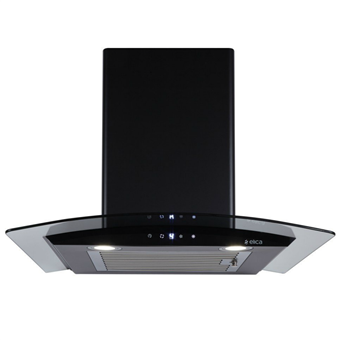 buy ELICA CHIMNEY ESCG TOUCH BF 60 NERO :Elica