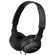 buy Sony MDRZX110AP Headphone with Mic (Black)