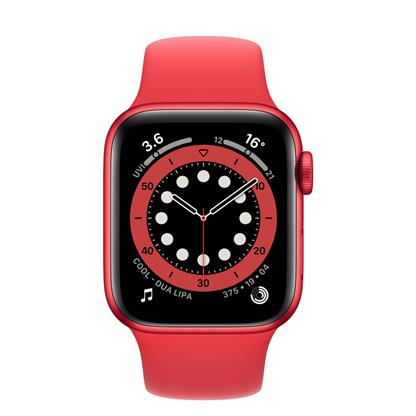 buy APPLE WATCH S6 40 RED AL RED SP GPS M00A3HN/A :Apple