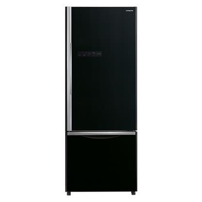 buy HITACHI REF RB500PND6 GLASS BLACK :Hitachi