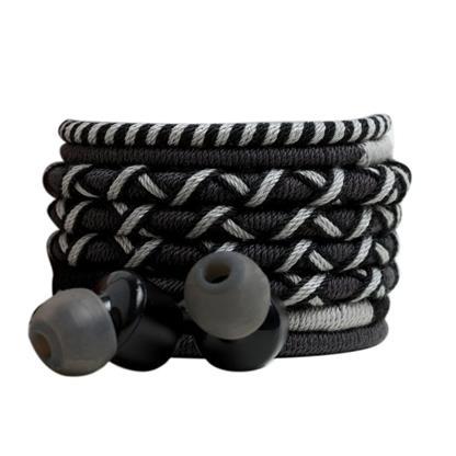buy Crossloop Pro Series Earphone In Black, Grey & White :Crossloop