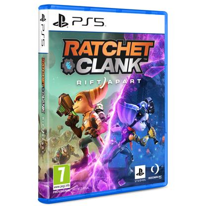 buy SONY PS5 GAME SOFTWARE RATCHET & CLANK :Sony