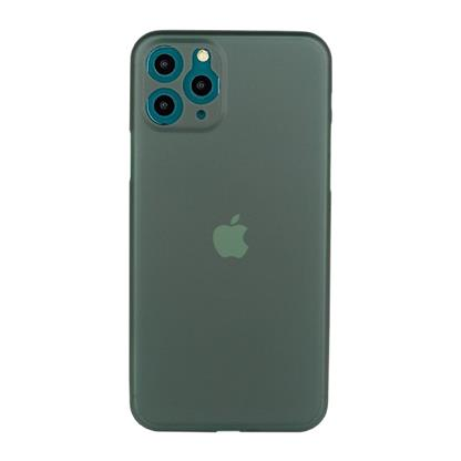 """buy Stuffcool Thins Ultra Slim Back Case Cover for Apple iPhone 11 Pro 5.8"""" - Green :Stuffcool"""