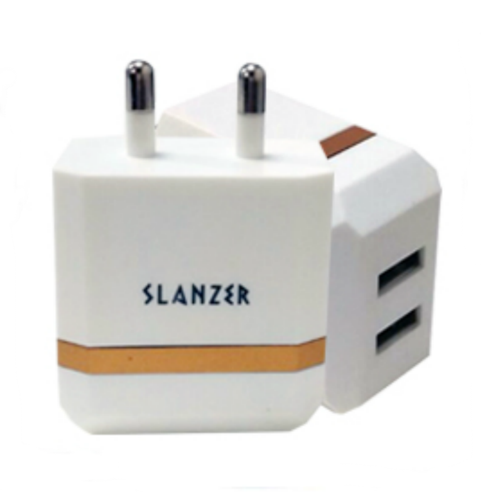 286118c07b95ef Slanzer W412 USB Travel Charger Price in India - buy Slanzer W412 USB  Travel Charger online - : VijaySales.Com