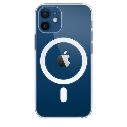 buy IPHONE 12 MINI CLEAR CASE WITH MAGSAFE :Apple