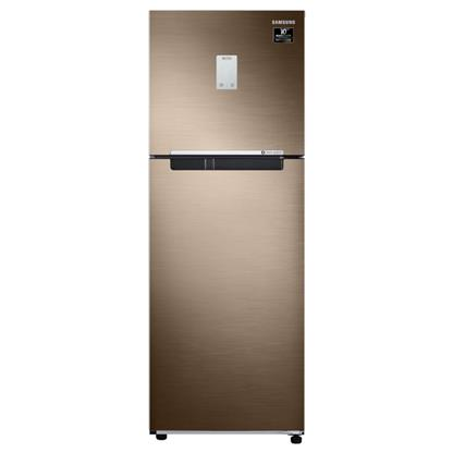 buy SAMSUNG REF RT28T3722DX LUXE BROWN (253) :Toughened Glass