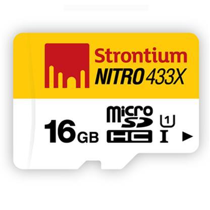 buy STRONTIUM 16GB MICRO SD CARD CLASS 10 :Strontium