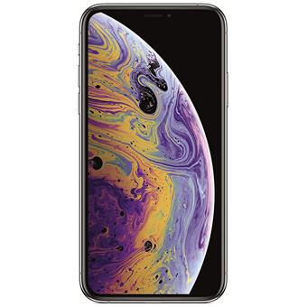 buy IPHONE MOBILE XS 64GB SILVER :Apple