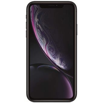 buy IPHONE MOBILE XR 128GB BLACK :Apple