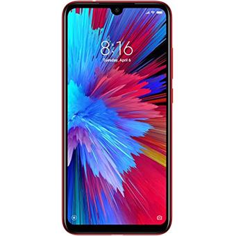 buy REDMI MOBILE NOTE 7 4GB 64GB RUBY RED :XIAOMI