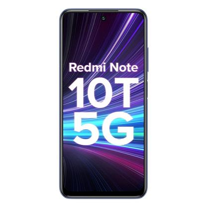 buy REDMI MOBILE NOTE 10T 5G 6GB 128GB METALLIC BLUE :Lithium Polymer