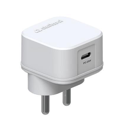 buy STUFFCOOL NOVEM TYPE-C PD 20W USB WALL CHARGER :Stuffcool