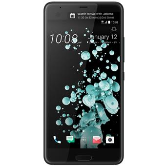 buy HTC MOBILE U ULTRA 4GB 128GB BRILLIANT BLACK :HTC