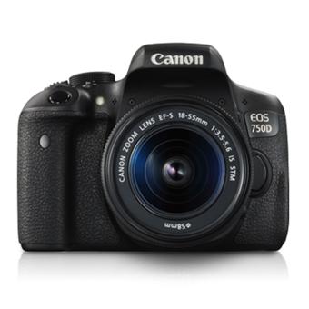 buy CANON DSLR EOS750DW 18-55 ISSTM :Canon