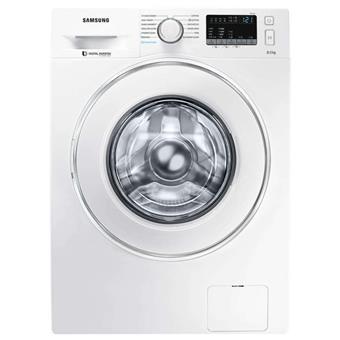 buy SAMSUNG WM WW80J44G0IW STEAM CRYSTAL DOOR WHITE (8.0 KG) :Samsung