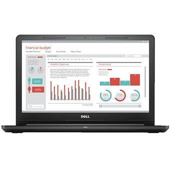 buy DELL VOS15 7TH CI3 4GB 1TB W10 MSO A553117WIN9BLK(3568) :Dell